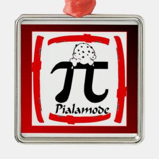 Pi Alamode ornament