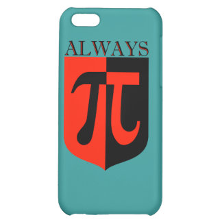 Pi Always Cover For iPhone 5C