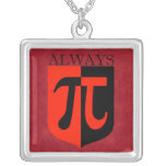 Pi Always Personalized Necklace