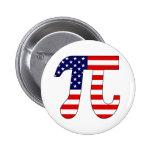 Pi americano pin