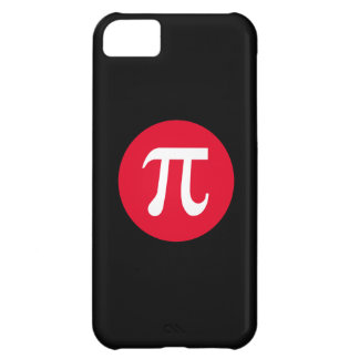 Pi and Circle Case For iPhone 5C