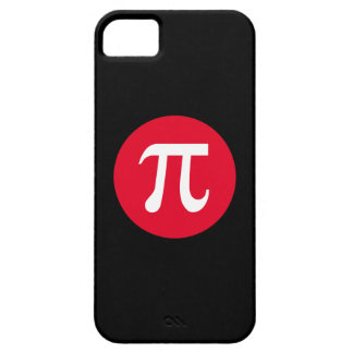 Pi and Circle iPhone 5 Case