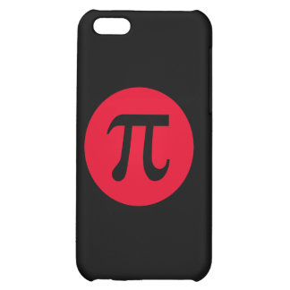 Pi and Circle iPhone 5C Cover