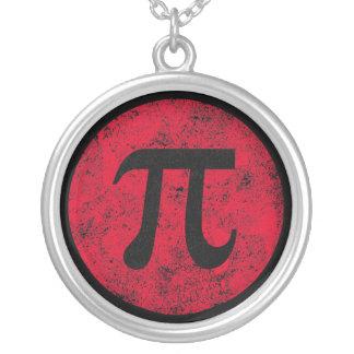 Pi and Circle Pendants