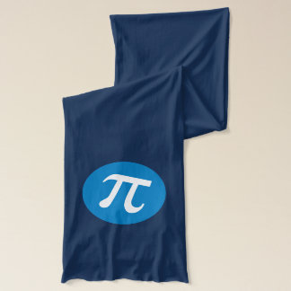 Pi and Circle Scarf