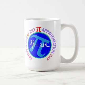 Pi Approximation Day Coffee Mug