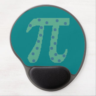 Pi Are Round Gel Mouse Pad