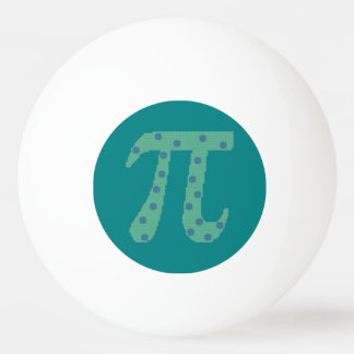 Pi Are Round Ping-Pong Ball