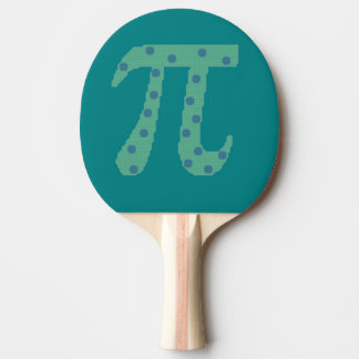 Pi Are Round Ping Pong Paddle