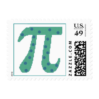 Pi Are Round Stamps