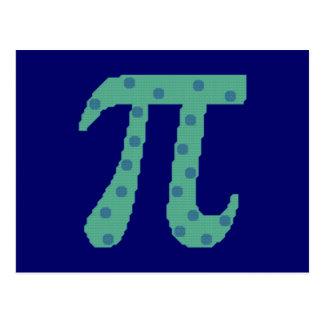 Pi Are Round Postcard