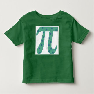 Pi Are Round Toddler T-shirt