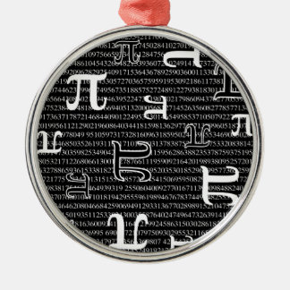 Pi are Square Christmas Ornaments