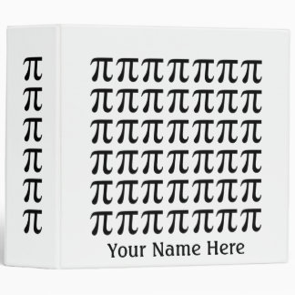 Pi Binder (Customizable)