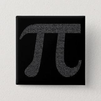 """""""Pi"""" Button Black"""