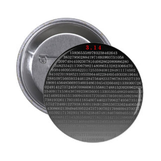 Pi Button: More than 750 digits of pi! Button