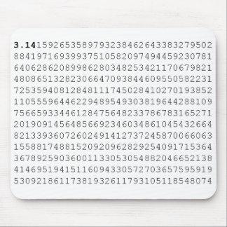Pi Celebrate 3.14 Pi Day Mouse Pad