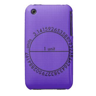 Pi Circle iPhone 3 Covers
