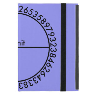 Pi Circle Cover For iPad Mini