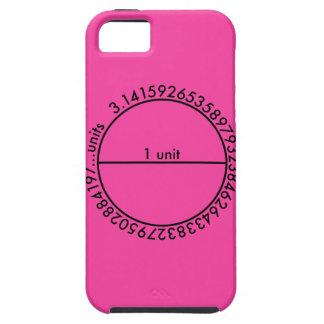 Pi Circle iPhone SE/5/5s Case