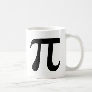 Pi Coffee Mug