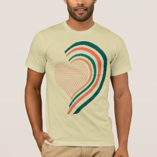 Pi Complex Heart - Customized T-Shirt