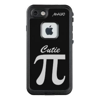 Pi / Cutie Pie custom monogram phone cases