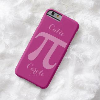 Pi / Cutie Pie custom text phone cases