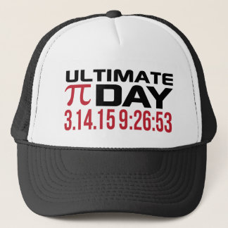 Pi Day 2015 3.14.15 9:26 Math T-Shirts and Gifts Trucker Hat