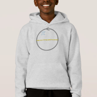 Pi Day 2015: A once-in-a-lifetime moment! Hoodie
