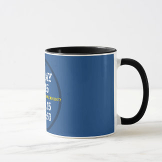 Pi Day 2015: A once-in-a-lifetime moment Mug