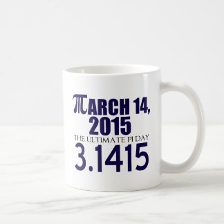 Pi Day 2015 Coffee Mug