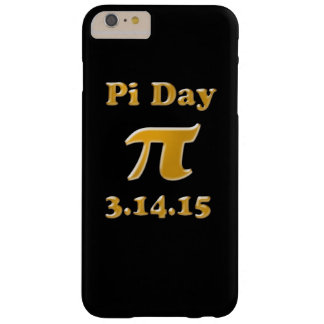 Pi Day 2015 iPhone 6 Phone Case Barely There iPhone 6 Plus Case