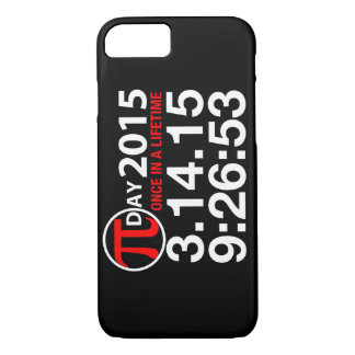 Pi Day 2015 iPhone 7 Case