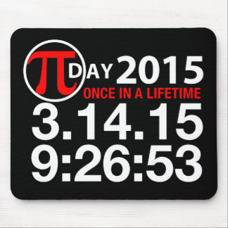 Pi Day 2015 Mouse Pad
