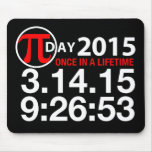 Pi Day 2015 Mouse Pads