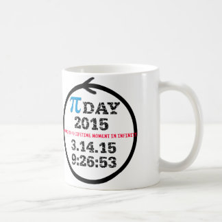 Pi Day 2015 mug