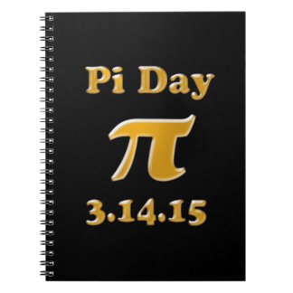 Pi Day 2015 Notebook
