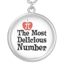 Pi Day 3.14 - The Most Delicious Number Jewelry