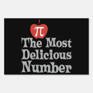 Pi Day 3.14 - The Most Delicious Number Sign