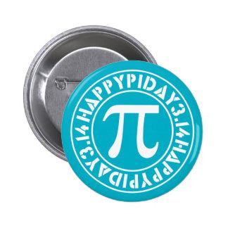 Pi Day 2 Inch Round Button