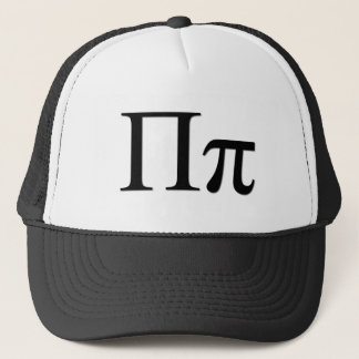 Pi Day Cap
