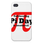 Pi Day Cases For iPhone 4