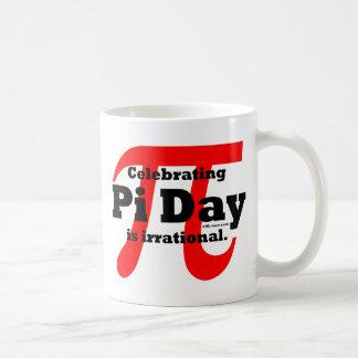 Pi Day Coffee Mugs