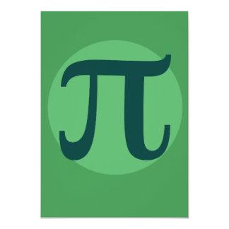 Pi Day Green Card