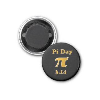 Pi Day Magnet