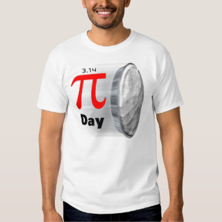 Pi Day - March 14th T-Shirt