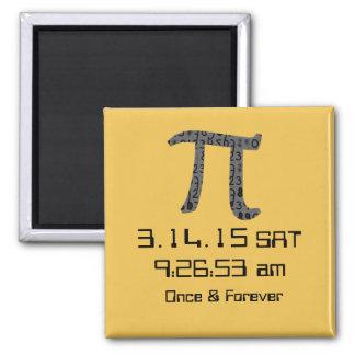 Pi Day March 2015 Custom design Magnet