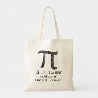 Pi Day March 2015 Custom design Tote Bag
