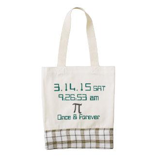 Pi Day March 2015 Custom design Tote Bag Zazzle HEART Tote Bag